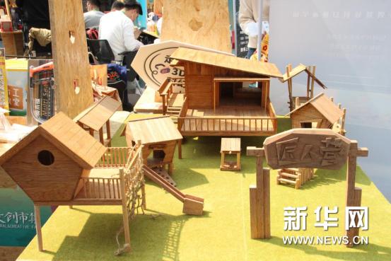 阅读+文化+美食 中图·东郎文创市集在京开幕