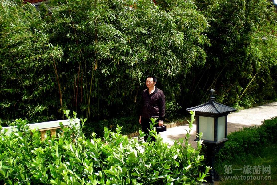 庭院深深--林芳竹摄影<br>
