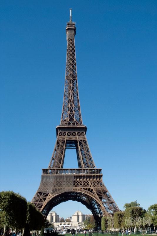 法国的名片埃菲尔铁塔<br>